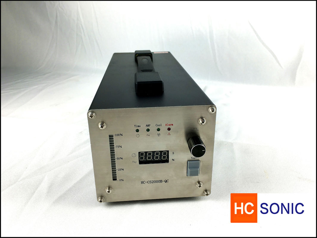 Reliable Ultrasonic High Power Generator 20khz , Ultrasonic Transducer Generator
