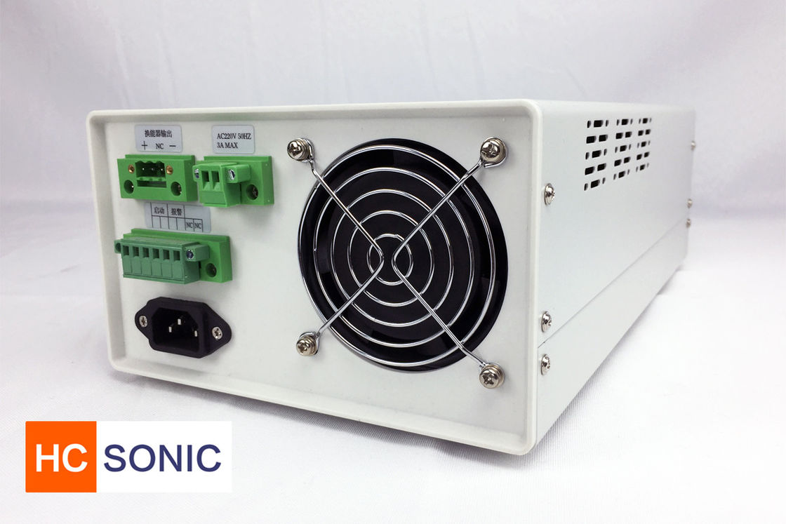 30khz Accurate Ultrasonic Power Generator , Digital Ultrasonic Generator High Efficiency